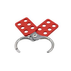 BOZZYS/博士 防火花铝制搭扣锁 BD-K12 可容纳挂锁数量6 1个