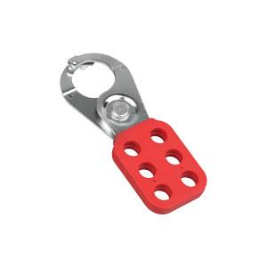 BOZZYS/博士 钢质钳口搭扣锁 BD-K22 可容纳挂锁数量6 1个