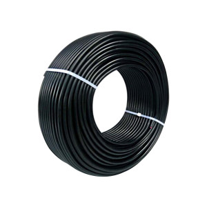 RONDA CABLE/朗达电缆 铜芯交联聚乙烯绝缘聚氯乙烯护套电力电缆 YJV-0.6/1kV-3×1.5 护套黑色 1米