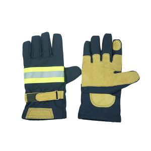 MEIKANG/美康 消防手套 MK-RFT-01(MKF-11-1) 均码 有3C认证 1副