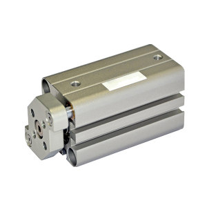AIRTAC/亚德客 TACQ系列超薄气缸(复动带导杆型) TACQ12×25 缸径12mm 行程25mm 1个