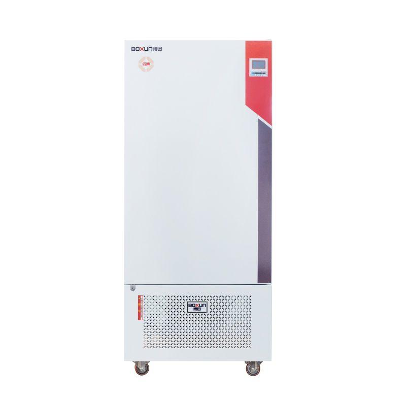 BOXUN/博迅 液晶程控人工气候箱 BIC-250 无光照0~60℃/有光照10~60℃ 250L/480×480×1100mm 1台