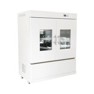BOXUN/博迅 立式双层智能精密型摇床(恒温式) BSD-YX3400 RT+8~60℃ 回旋振荡式 1台