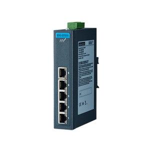 ADVANTECH/研华 5端口千兆非网管型交换机 EKI-2725 1个