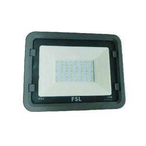 FSL/佛山照明 LED泛光灯 FG108 50W 6500K白光 IP65 4000lm 1套