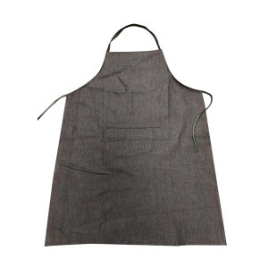 GC/国产 牛仔围裙 HL-牛仔围裙 均码 深色混色 带口袋 长95cm 宽70cm 1件