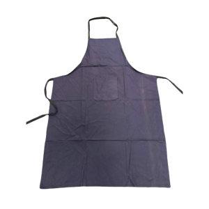 GC/国产 加大涤卡围裙 HL-涤卡围裙 均码 蓝色(深浅不一) 有口袋 1件