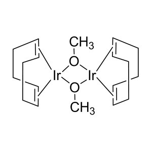 MACKLIN/麦克林 甲氧基(环辛二烯)铱(I)二聚体 C805784-1g CAS号:12148-71-9 96% 1g 1瓶