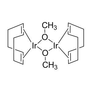 MACKLIN/麦克林 甲氧基(环辛二烯)铱(I)二聚体 C805784-250mg CAS号:12148-71-9 96% 250mg 1瓶