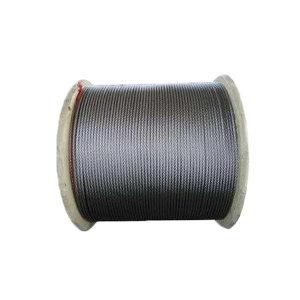 GC/国产 304不锈钢钢丝绳 直径4MM-定制 1米