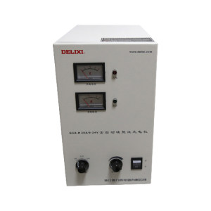 DELIXI/德力西 GCA-H系列全自动充电机 GCA-H  6-24V/30A 1个