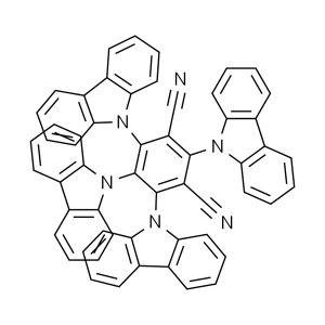MACKLIN/麦克林 2,4,5,6-四(9-咔唑基)-间苯二腈 T853805-500mg CAS号:1416881-52-1 >99%(HPLC) Sublimed 500mg 1瓶