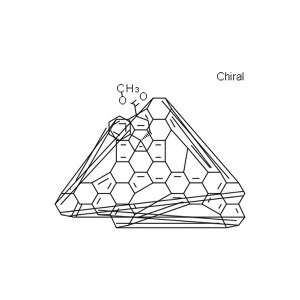 MACKLIN/麦克林 [6,6]-苯基 C71 丁酸甲酯,异构体混合物 P853812-500mg CAS号:609771-63-3 >99%(HPLC) 500mg 1瓶