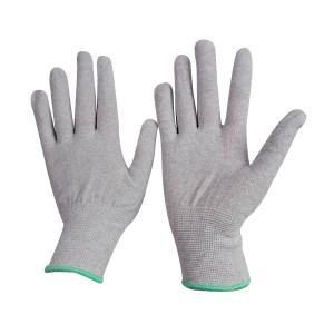 GC/国产 碳纤维防静电手套 HL-碳纤维防静电手套 1副