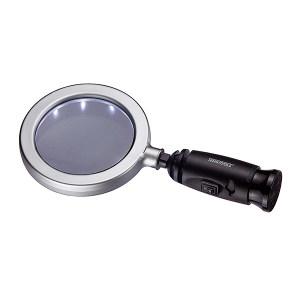 TENGTOOLS/瑞典天魔 4吋LED手拿式放大镜 587H 1个