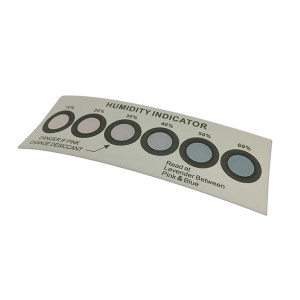 HY/衡元 六点湿度指示卡 PD2020/HI-20 5000张 1箱