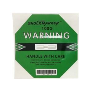 ZKH/震坤行 SHOCKMARKER Label防震动标签 SHOCKMARKER Label 100G 1600个 1箱
