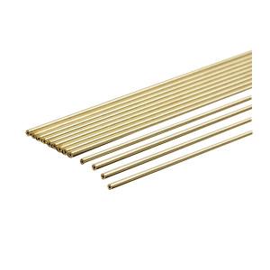 ERODEX 黄铜管电极 B300196 0.5mmOD*0.24mmID*457mm 1支