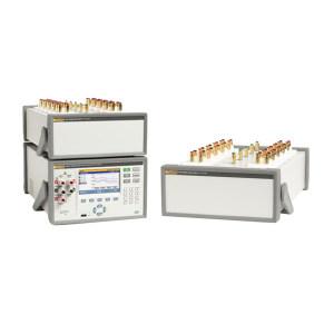FLUKE/福禄克 高精度多通道测温仪 1586A/2DS 主机配二个外置接线模块(40通道) 1台
