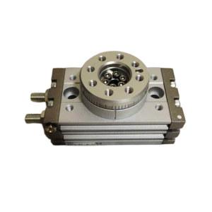 SMC MSQB系列齿轮齿条式摆台 MSQB50R-M9BL 缸径25mm 摆动角度0~190° 附磁性开关 1个