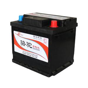 CAMEL/骆驼电池 2S免维护起动用铅酸电池En标准系列 544346-QW-45(370) 1个
