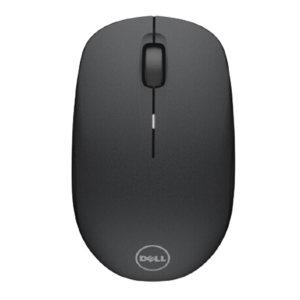 DELL/戴尔 无线光电鼠标 WM126 (黑) 1个