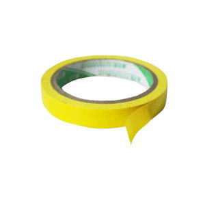 CNMF/谋福 PET定位胶带 8475 黄色 15mm×16m 1卷