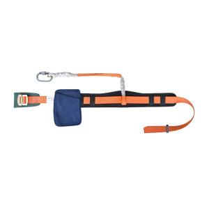 KL/奎楼 Q-Y腰带式区域限制安全带 Y301002 含单小钩安全绳 1.7m 1根