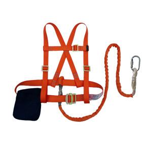 KL/奎楼 Q-Y半身式区域限制安全带 B304002 含单小钩安全绳 1.7m 1根