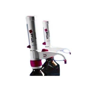 VITLAB genius2瓶口分配器 1625505 1~10mL 最小分度0.2mL 准确度0.5% 1支