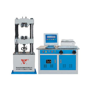 SH/建仪 微机屏显万能试验机 WEW-600 液压钳口 微机屏显 手动加载 1台