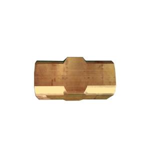 YHUANGSHI/炎黄氏 八角式铜锤 18P 1把