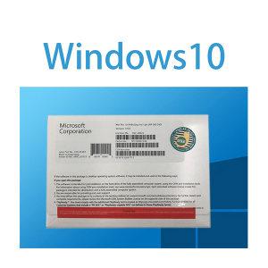 MICROSOFT/微软 Win10系统软件 专业版Open Licence 1套