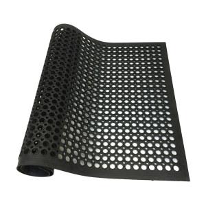 BL 防滑防油地垫 84070 黑色 600*900mm 10mm厚 1块