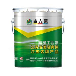 JIREN/吉人 高级醇酸防锈漆 CZ53-31 红丹 13kg 1桶