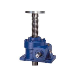 LINGYU/灵豫 蜗轮丝杆升降机 SWL1P-1A-III-450-F 外壳材质铸铁 1台