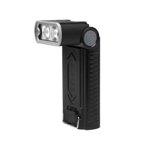 FENIX/菲尼克斯 多功能转角工作灯 4000流明 尾部磁吸USB充电 WT20R 配备2000毫安锂电池兼容2节AA电池 1个