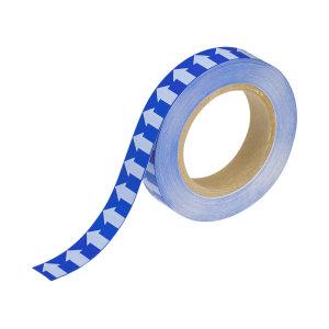 BL 管道流向箭头带(蓝色) 31093BL 30mm*20m 1卷