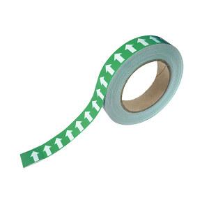 BL 管道流向箭头带(绿色) 31093G 30mm*20m 1卷