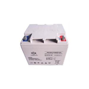 SHUANDENG/双登 阀控式铅酸蓄电池 6-GFM-38 1节