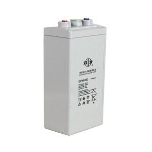 SHUANDENG/双登 阀控密封式铅酸蓄电池 GFM-300 2V 300Ah 124×181×346mm 1块