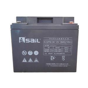 SAIL/风帆 阀控式铅酸蓄电池 6-GFM-38 1节