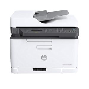 HP/惠普 彩色激光多功能一体机 Color Laser MFP 179fnw 无线/以太网 打印复印扫描传真 1台