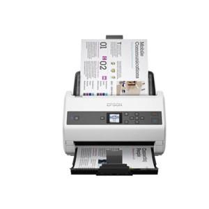 EPSON/爱普生 双面馈纸式高速扫描仪 DS-870 三年保修 1台