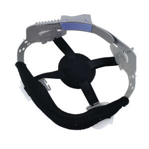 WOSHINE/华信 一锁键调节帽衬(SPA) WS01.00.01.04 适配01-01-53CR安全帽/01-01-42CR安全帽 网格吸汗带 有顶圈 1个