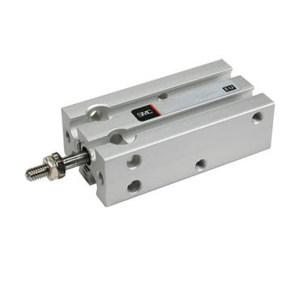 SMC CU系列单杆双作用自由安装型气缸 CDU16-15D-M9BL 缸径16mm 行程15mm 附磁石 附磁性开关 1个