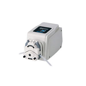 LONGER/兰格 精密蠕动泵 BT100-2J(泵头型号DG-1(10 rollers)) 转速范围0.1~100RPM 流量范围0.0002~32mL/min 单通道流量32mL/min 通道数量1 正反转可逆 1台