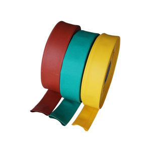 GULIFA/固力发 10kV连续阻燃热缩母排套管 MPG10-50/25(红) 25m 1卷