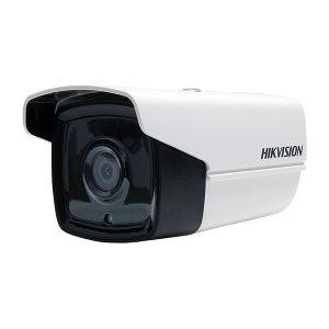 HIKVISION/海康威视 红外定焦防水筒型摄像机 DS-2CE16G0T-IT3 400W像素 8mm镜头焦距 1个