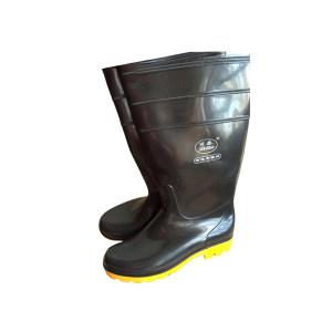 LITAI/丽泰 PVC黑色高筒雨靴 LT-113H 39码 1双